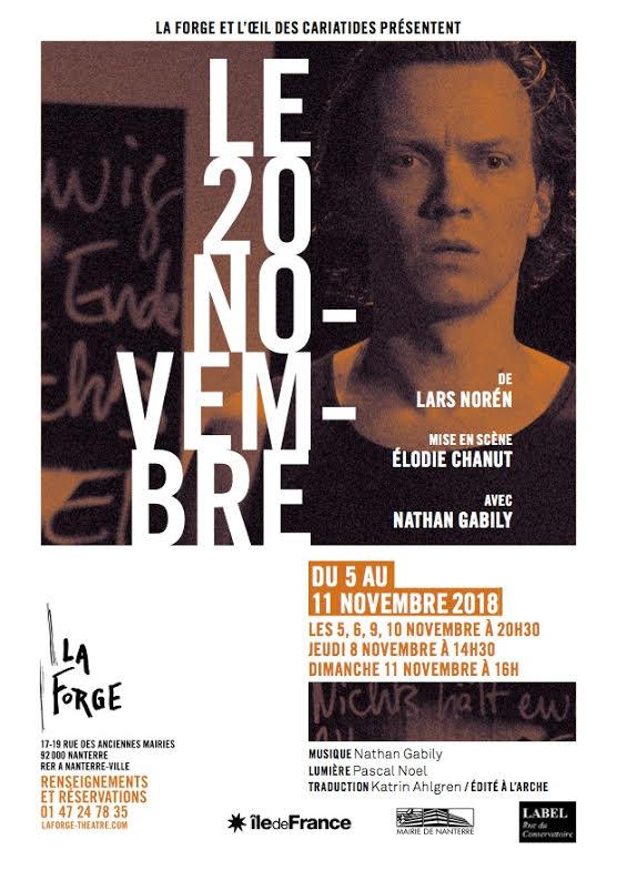 flyer 20 novembre